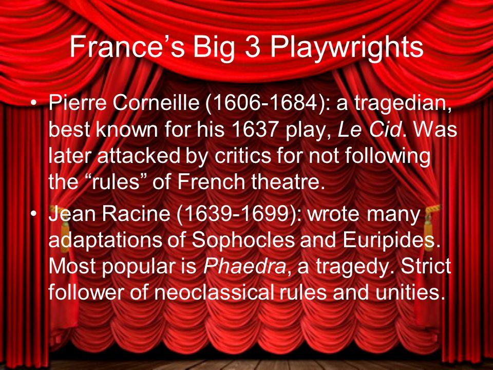 neoclassical ideals theatre
