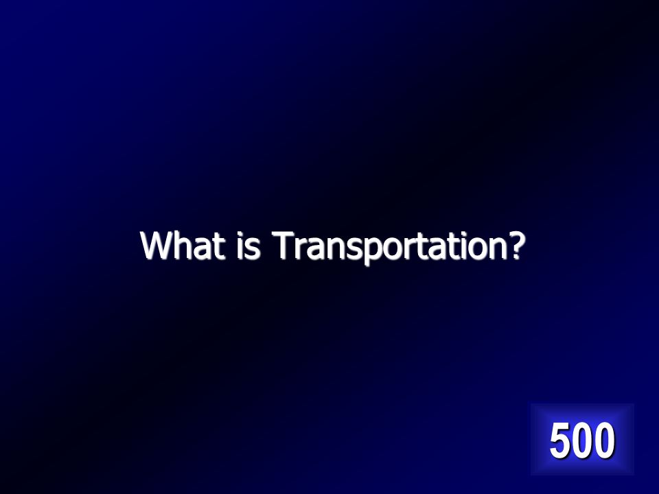 Industries prefer locations with multiple transportation methods available (Trains, Planes, highways, ships etc.) Answer…