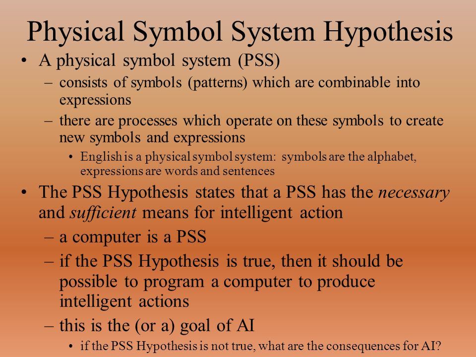 Ai Definitions The Study Of How To Make Programscomputers Do Things