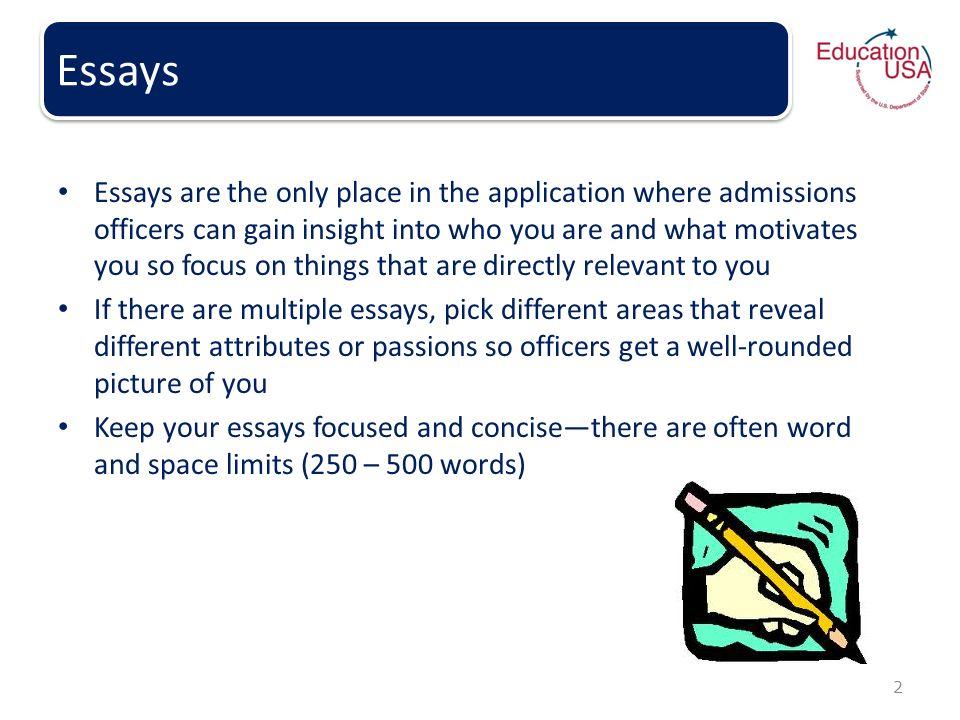 what motivates you essay