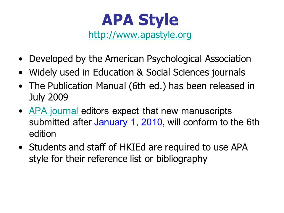 library workshop citing references apa style ppt download