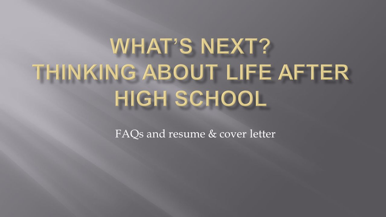 Cover Letter Faqs | Faqs And Resume Cover Letter Get In Groups Of People Standing