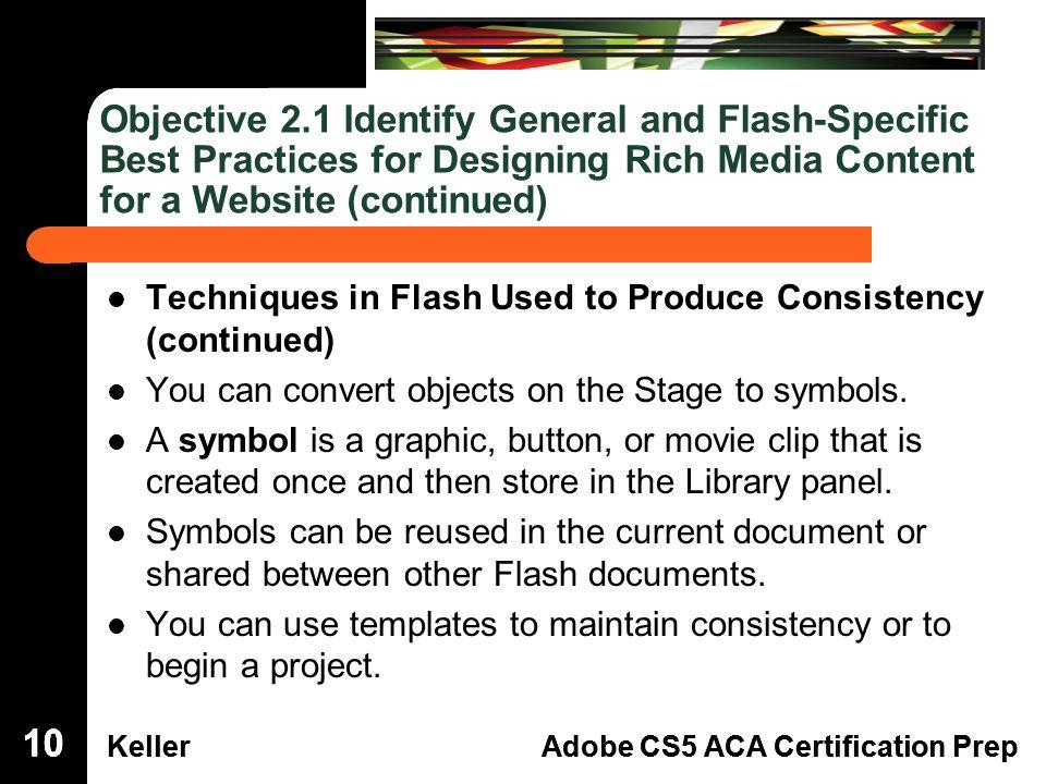 dreamweaver domain 3 kelleradobe cs5 aca certification prep flash, Flash Cs5 Presentation Template, Presentation templates