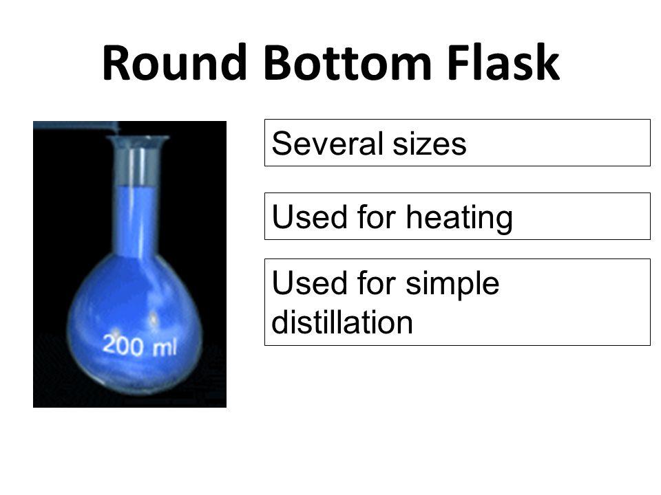 Florence Flask Laboratory Apparatus Drawing