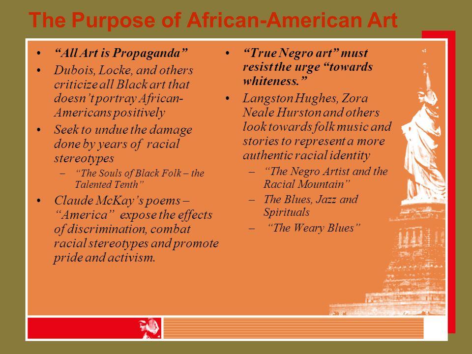 langston hughes the negro artist