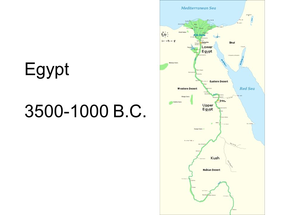 Egypt Bc Egyptian Timeline Predynastic Period Early Dynastic