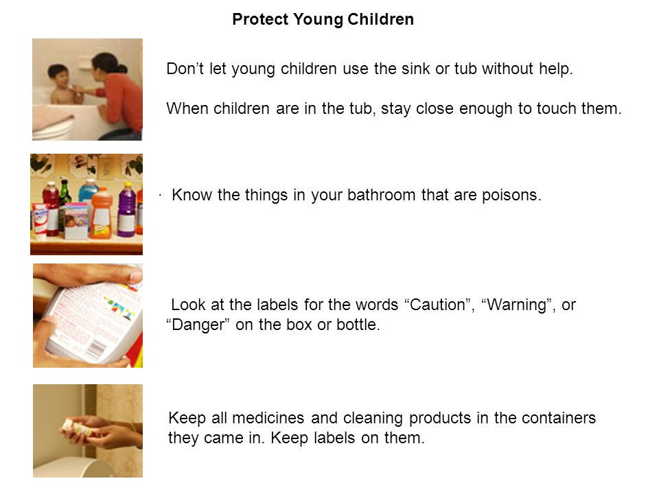 PRESENTATION BY B.K.JHA. Home safety Bathroom Safety Tips The ...