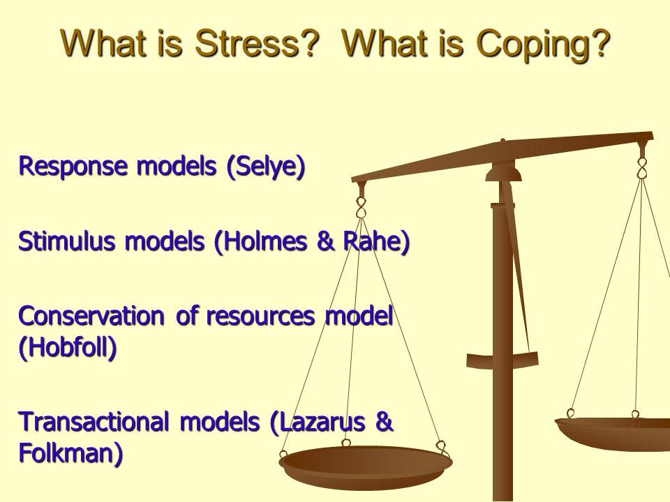 Understanding PRI Scores RSCH Overview Review Of Stress