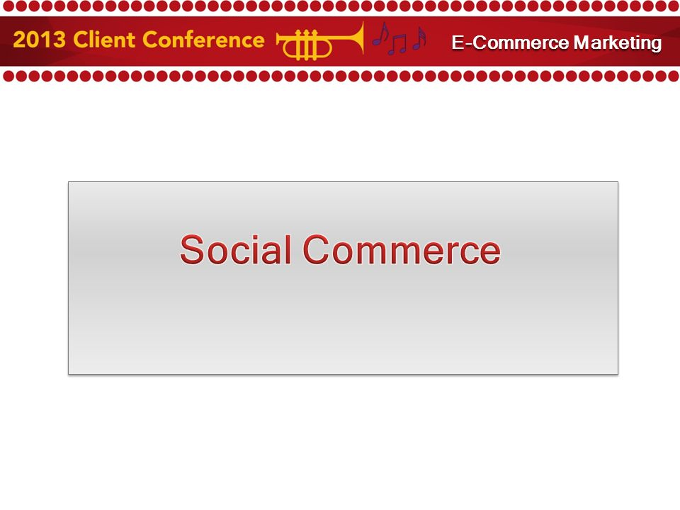 Contnt Management System E-Commerce Marketing