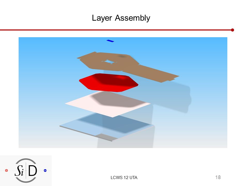 Layer Assembly 18 LCWS 12 UTA