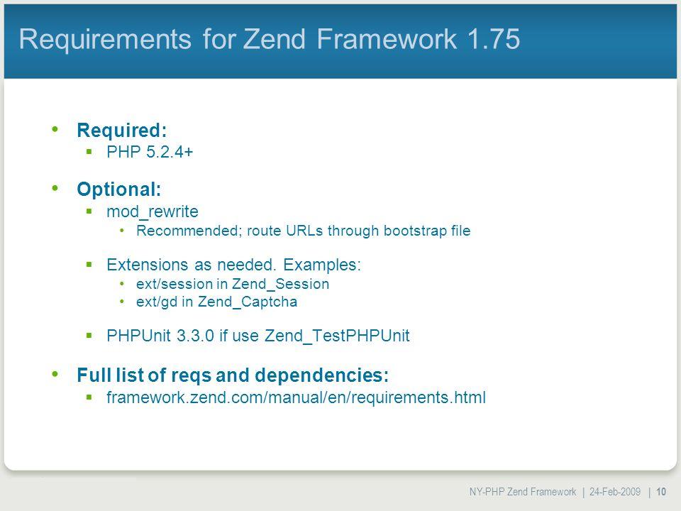 zend framework in 2009 alan seiden strategic business systems new rh slideplayer com IIS Icon IIS Icon
