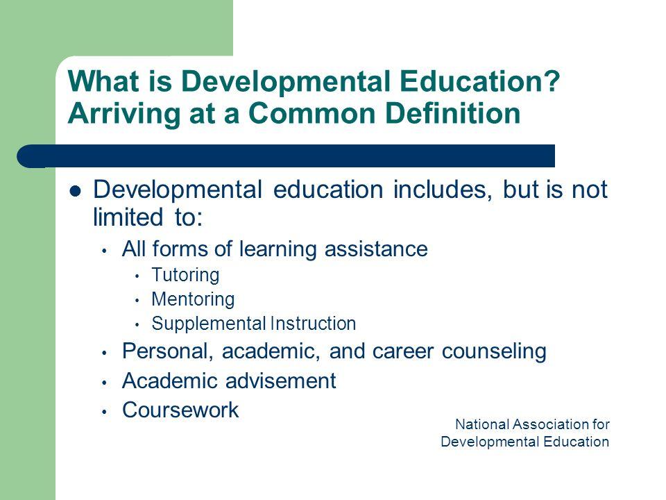 Retaining Underprepared Students Building A Comprehensive