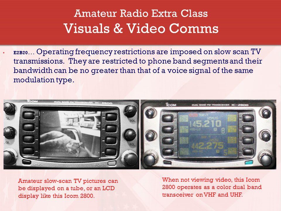 Tv tubes amateur