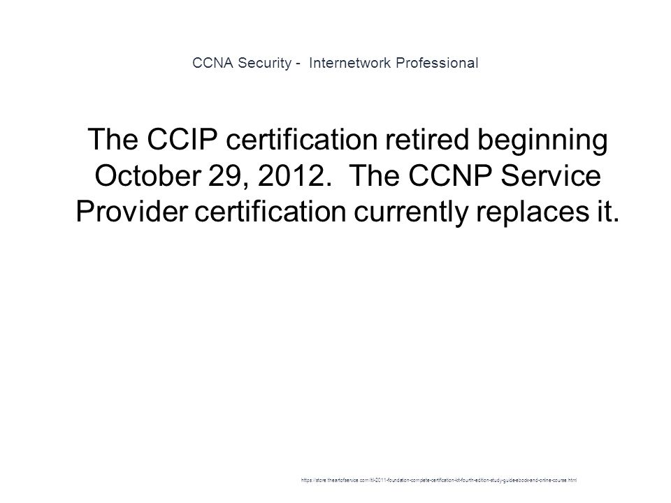 Ccnp Httpsstoreeartofserviceitil 2011 Foundation Complete