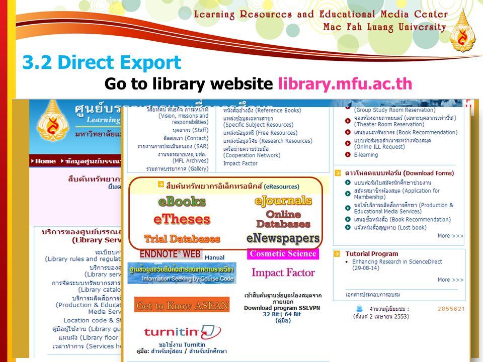 Citation & Reference Management by EndNote Web  EndNote Web