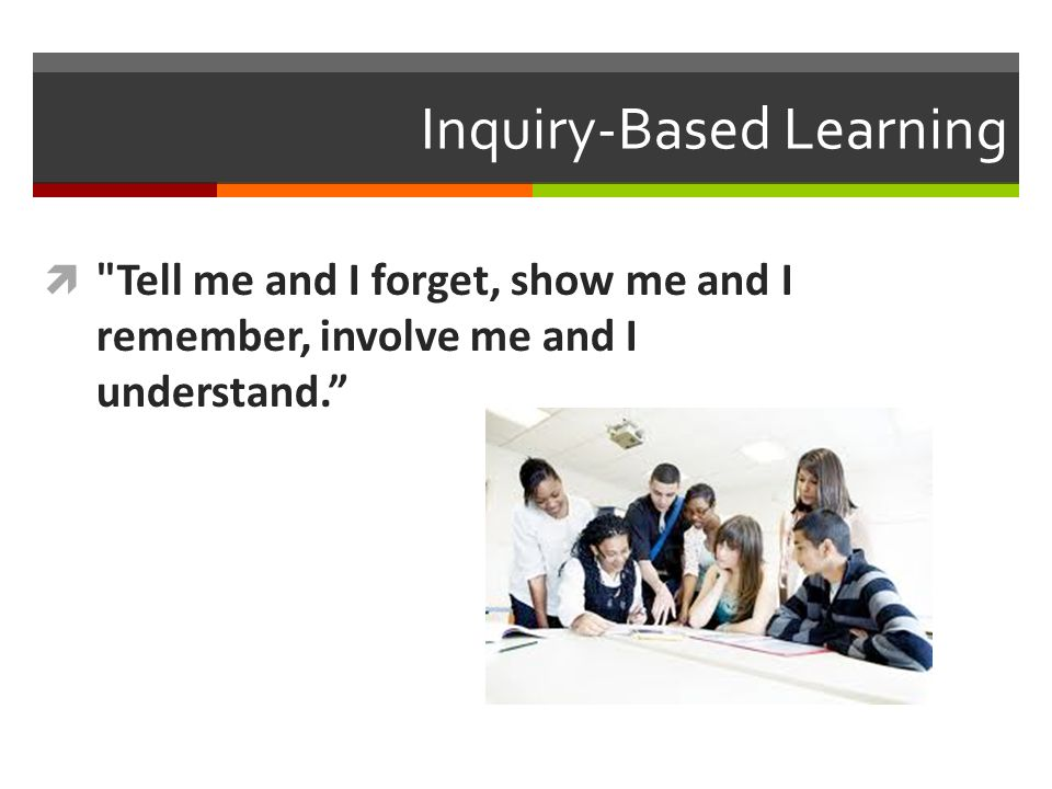 Inquiry Based Learning Instructional Strategies Link To Video Ppt