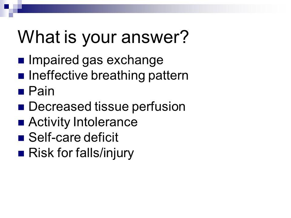 The Nursing Process Practical Nursing Canadian Valley