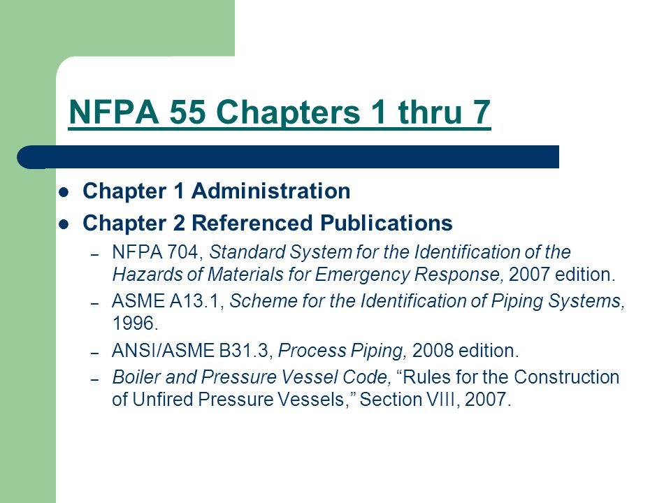 Buy nfpa 55: compressed gases and cryogenic fluids code handbook pdf.
