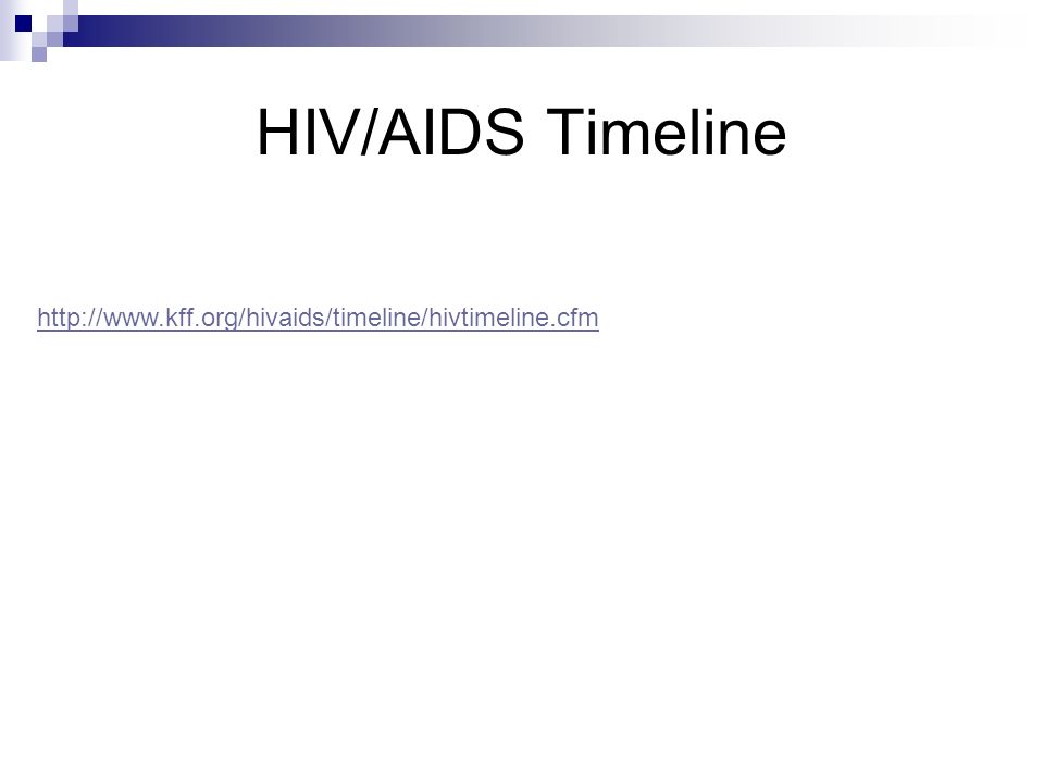 HIV/AIDS  What does HIV/AIDS stand for? HIV (Human