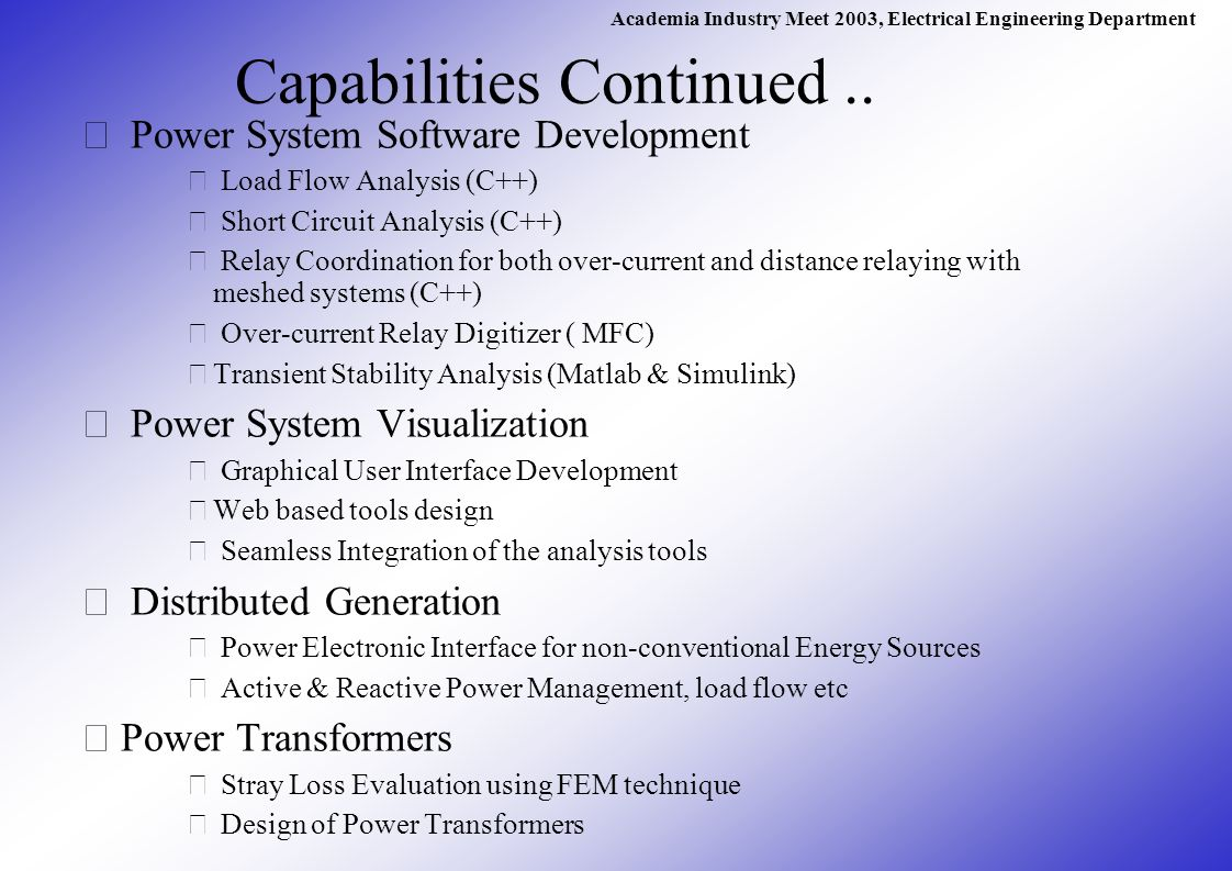 Power Electronics Systems Department Of Electrical Electronic Circuit Design Using Matlab 11 Capabilities Continued