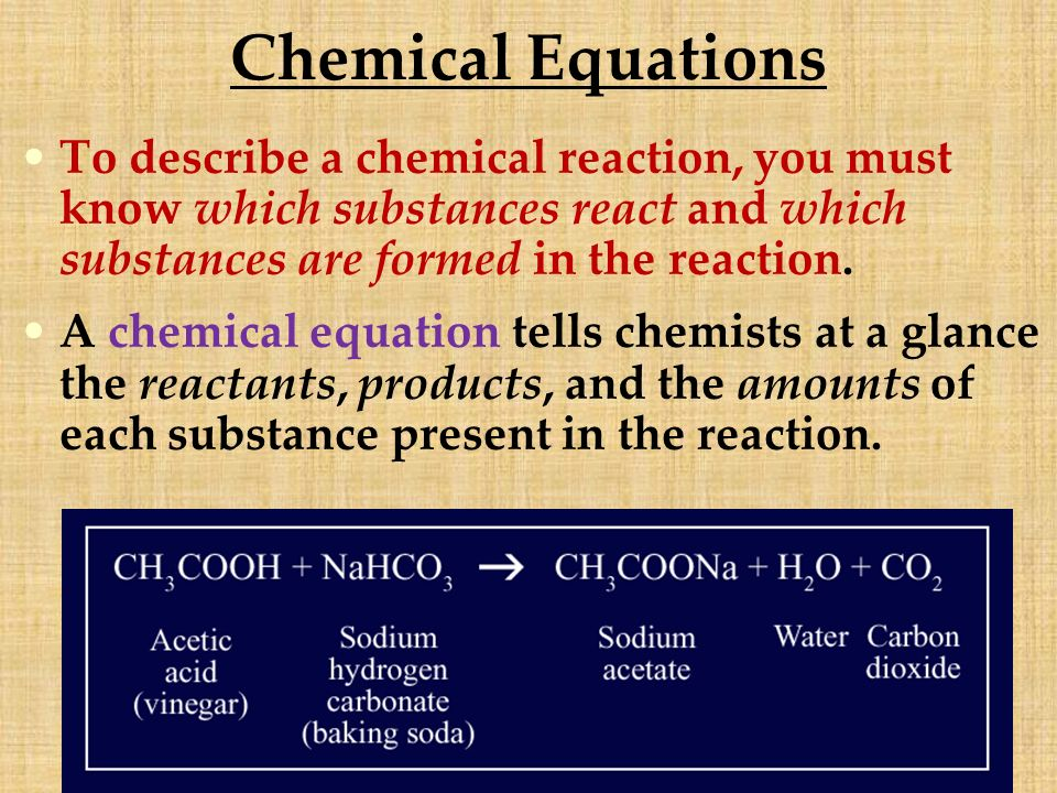 Chemical Reactions Matter Is Anything That Has Mass And Takes Up