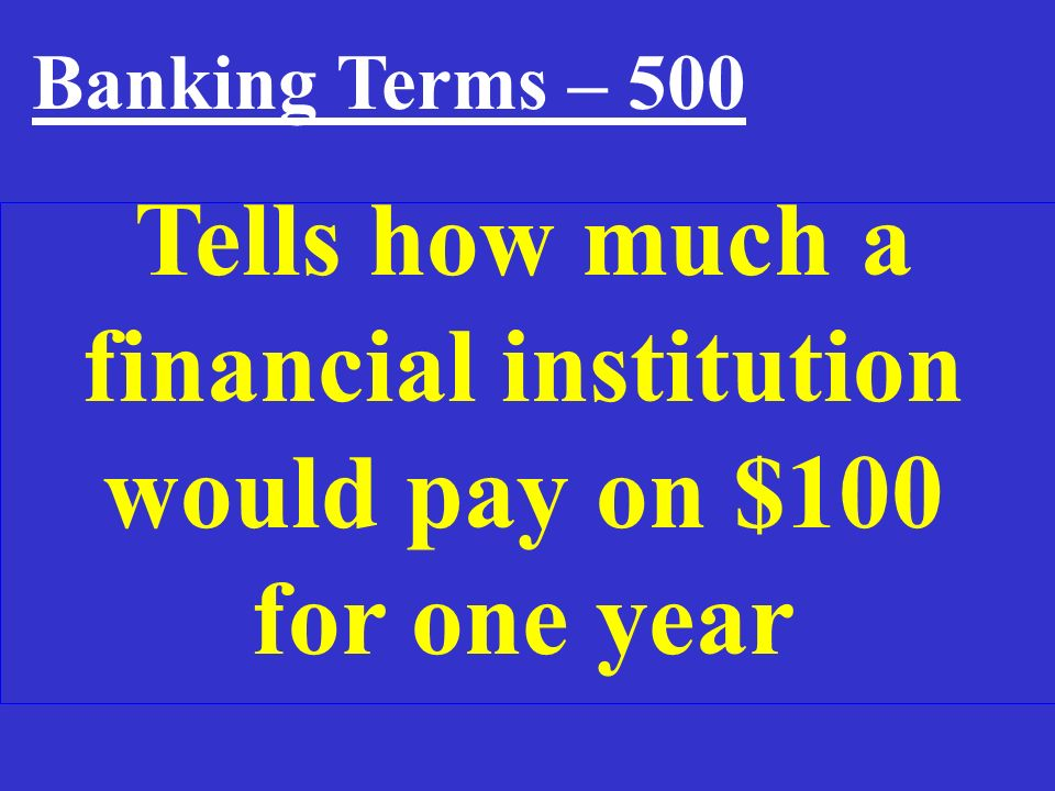 What is a commercial bank