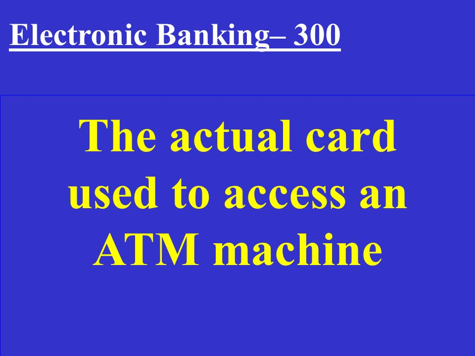 What is an automatic payment