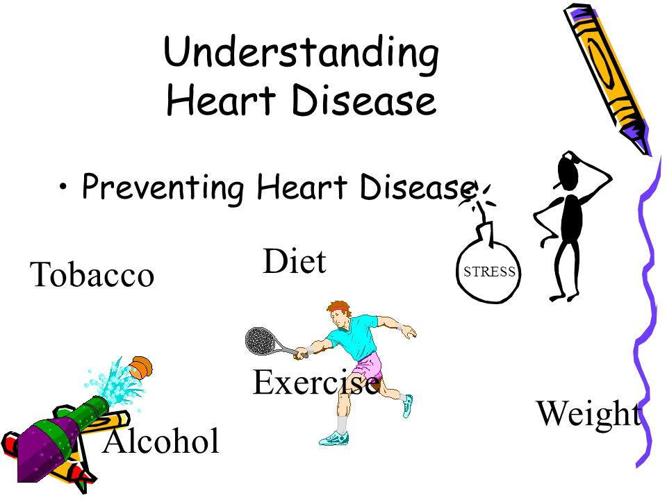 Heart Disease –Dissolving Blood Clots- medications are used to dissolve the clots –Angioplasty –Medication –Changing Lifestyle Behaviors