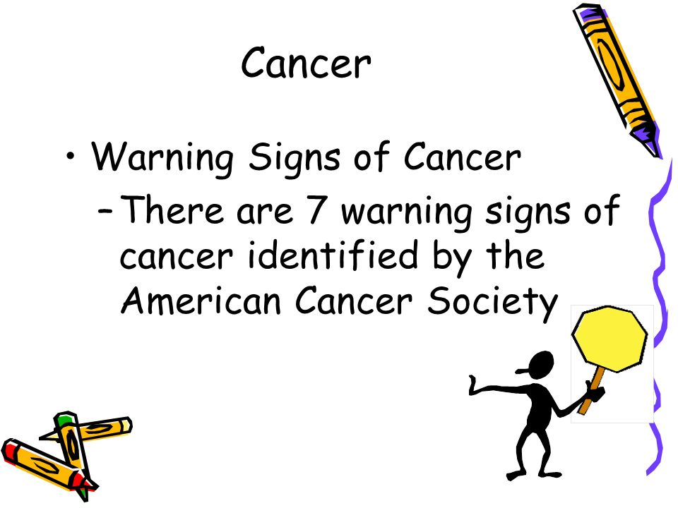 Cancer Diagnosing Cancer –an be Diagnosed through Routine Physical Examination Blood Tests Biopsy- small piece of tissue is removed for testing in a lab
