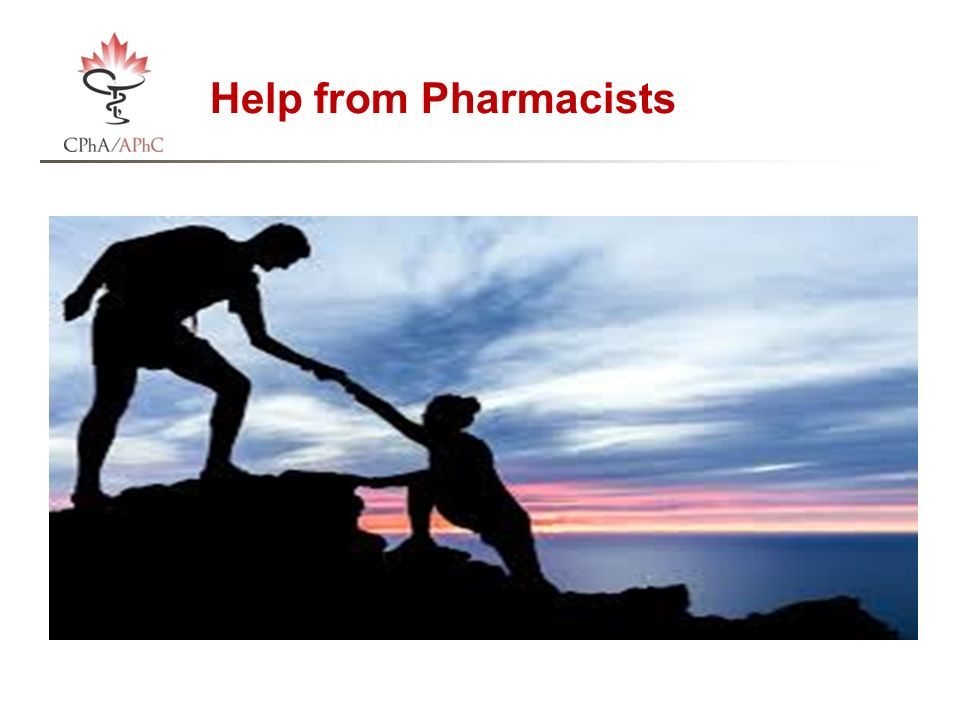 Help from Pharmacists