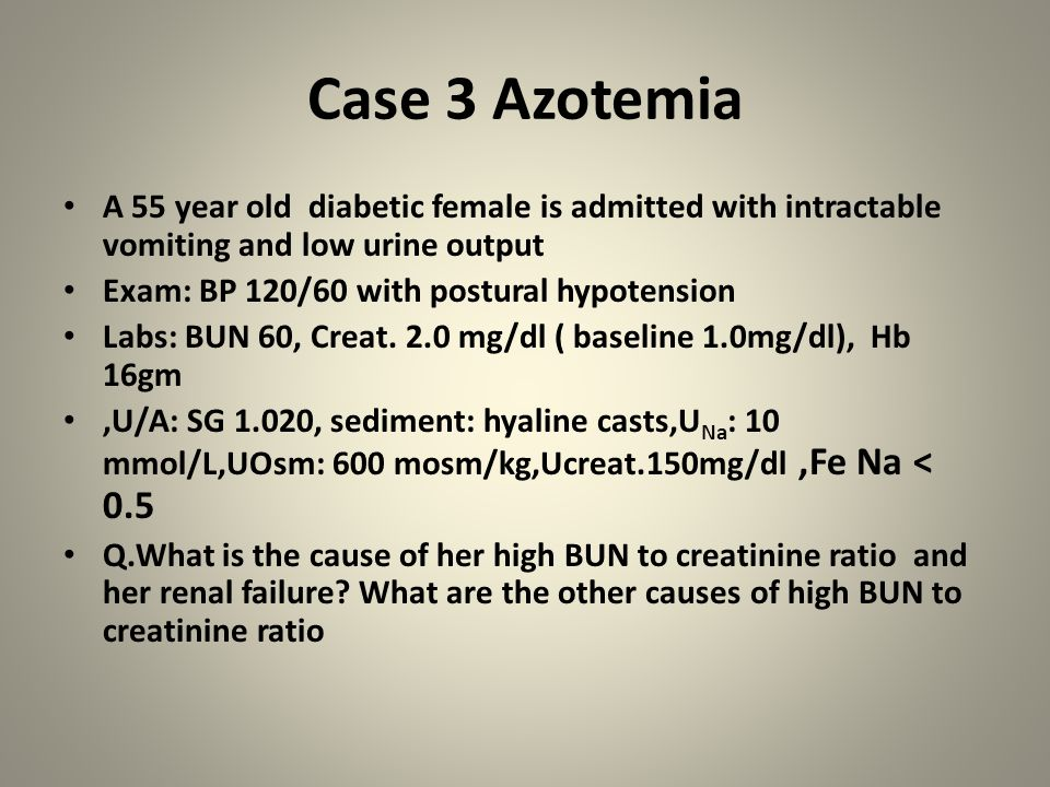 Clinical Chemistry Renal Assessment  Creatinine Metabolic