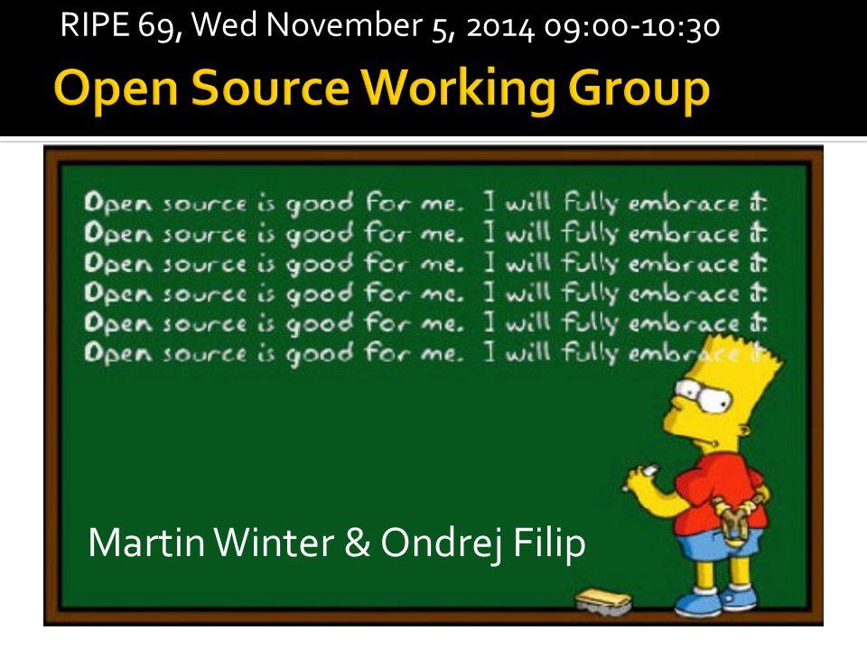 Martin Winter Ondrej Filip Ripe 69 Wed November 5 00 10 Ppt