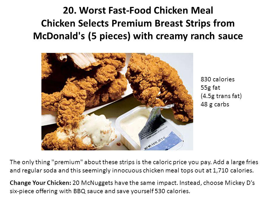 Worst Foods In America 2 20