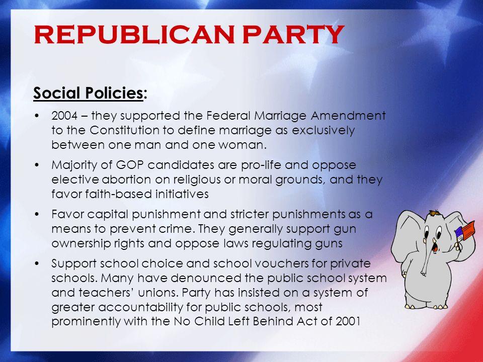 Democrats Vs Republicans Political Parties Ppt Download