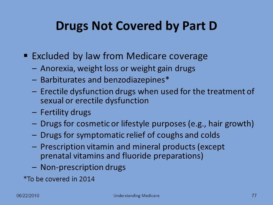 Understanding Medicare Module 1c 06 22 20102 Lessons 1 Program