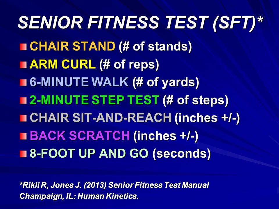 Resistive Exercise Testing in Cardiopulmonary Rehabilitation