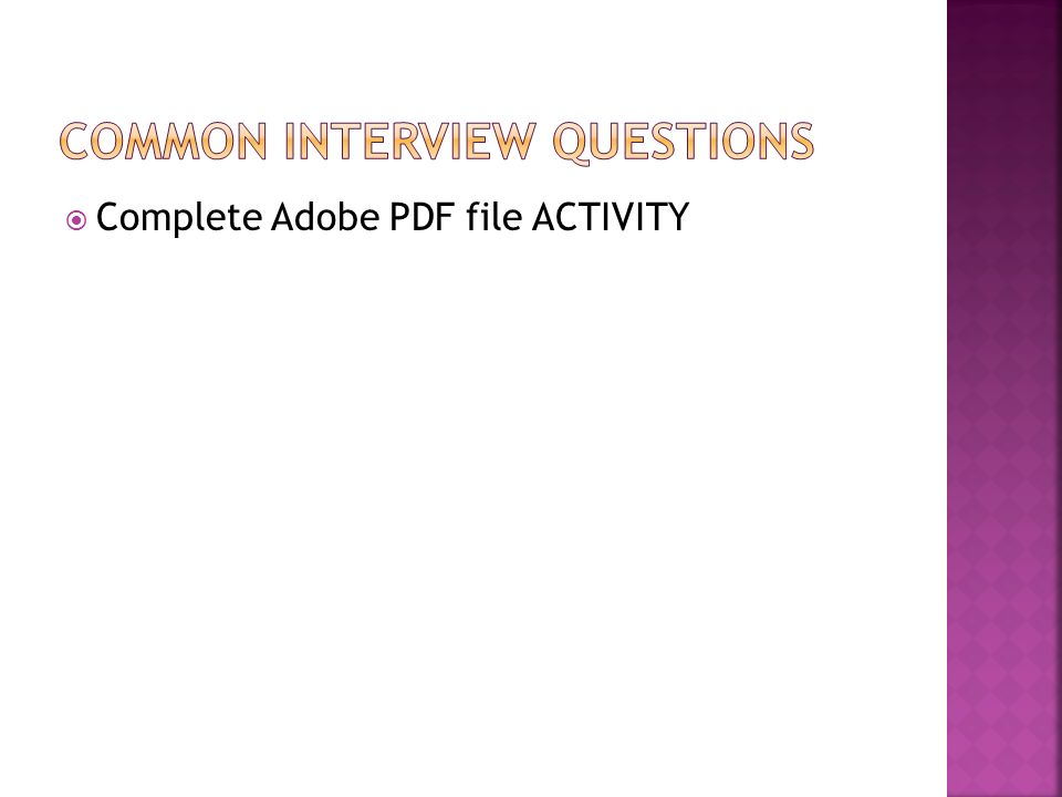  Complete Adobe PDF file ACTIVITY