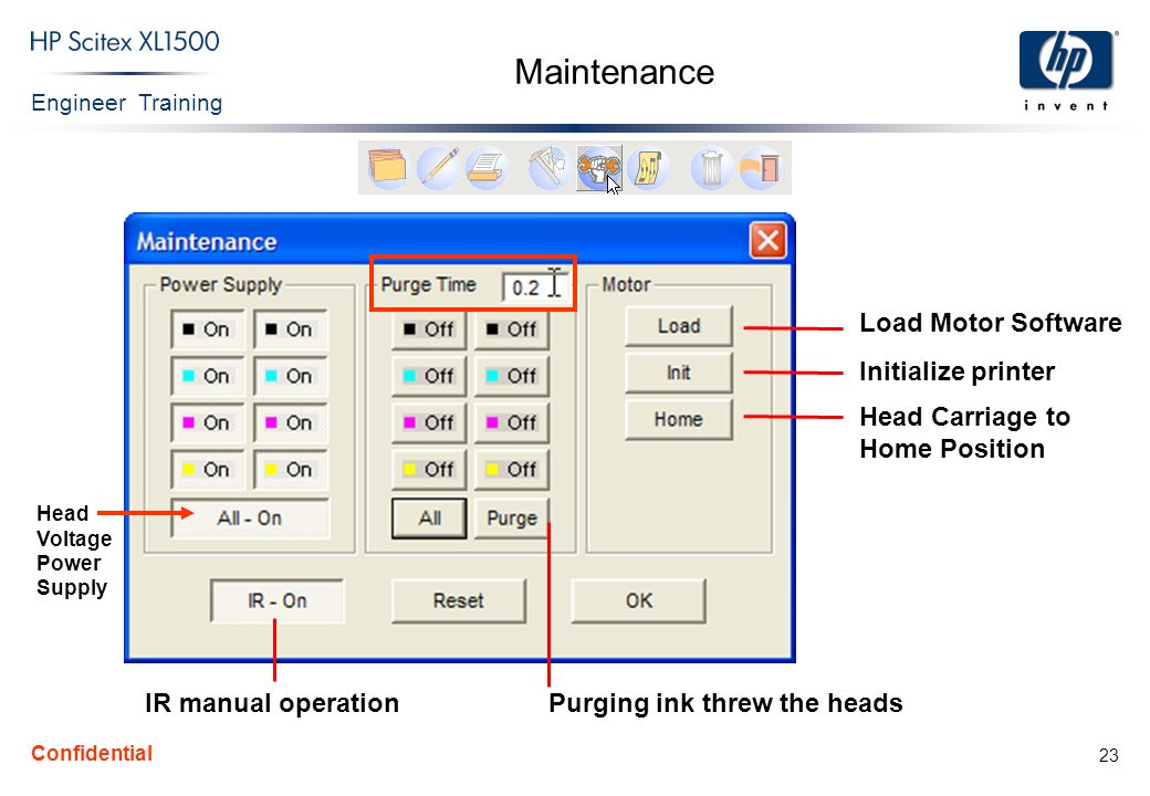 engineer training xl1500 software 5 021a engineer training rh slideplayer com hp scitex fb750 service manual hp scitex fb550 service manual