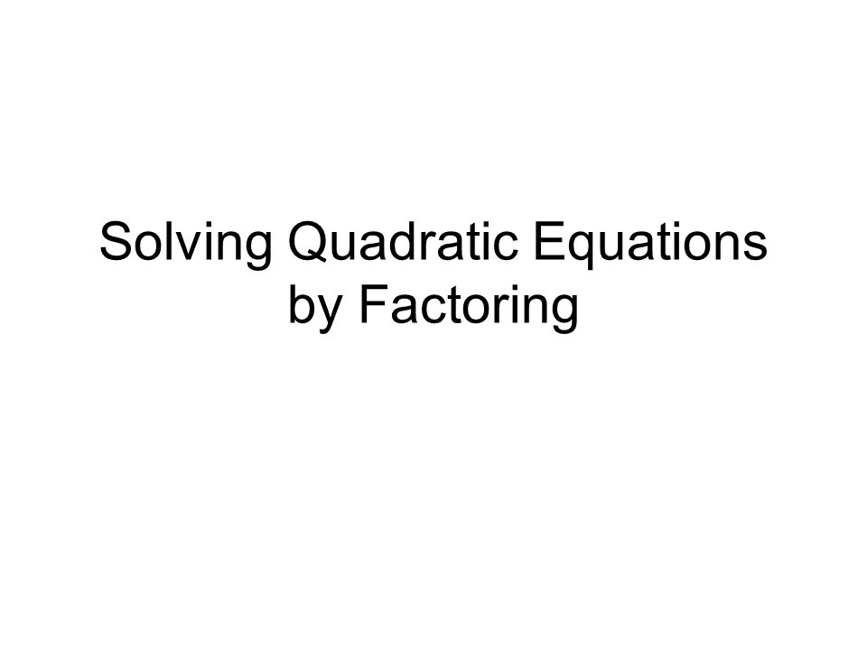 EXAMPLE 3 Solve a quadratic equation in standard form Solve 2x x – 8 = 0 by completing the square.