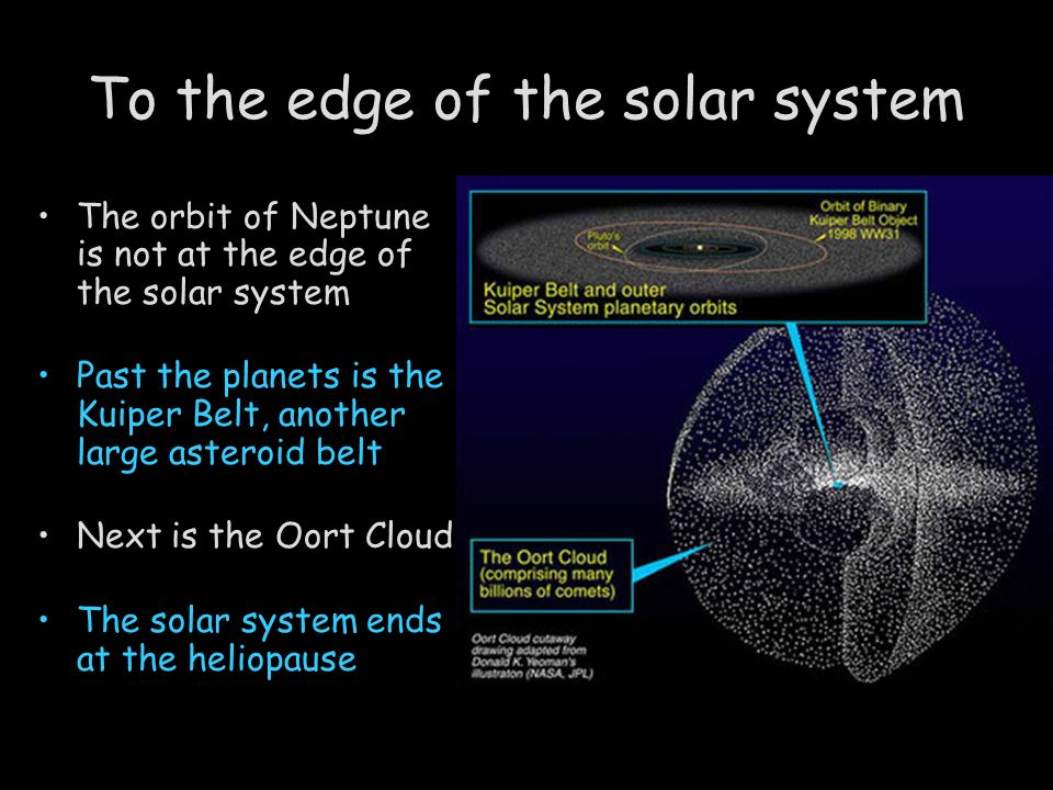From here to the dawn of time a herrold to the edge of the solar 2 to the edge of the solar system ccuart Choice Image