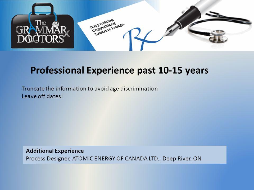 What is a résumé? Get noticed in a competitive job market Amanda ...