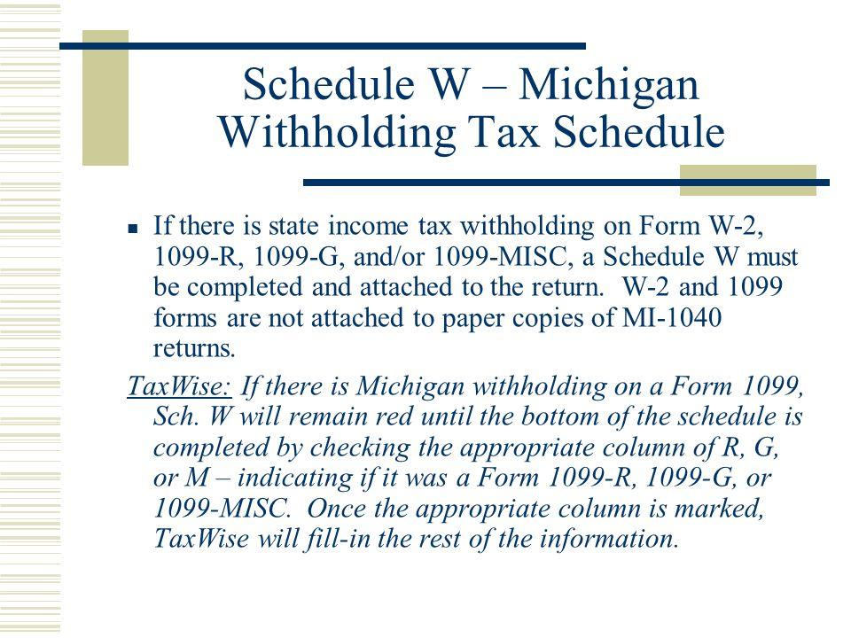 Accounting Aid Society 2006 Tax Season Michigan Tax Training January