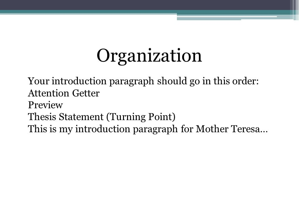 paragraph on mother