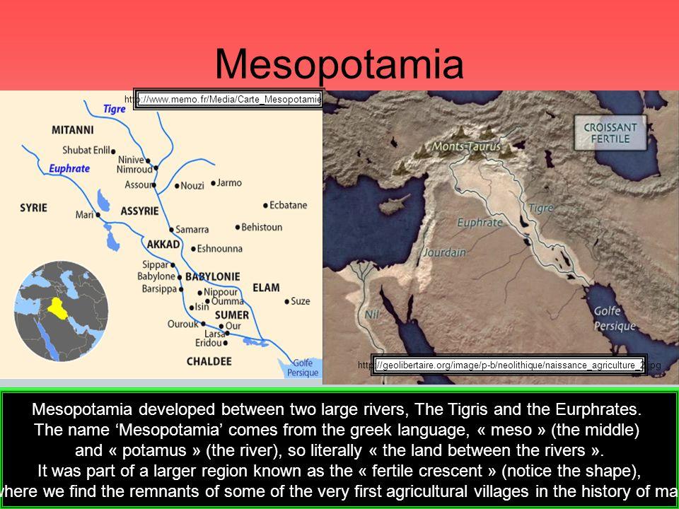 Mesopotamia The Cradle of Civilization M  Bridgeo, WHS FISS