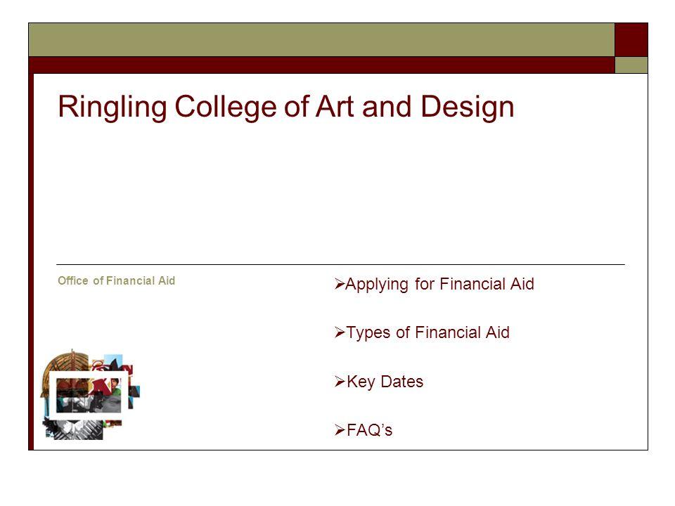 Applying For Financial Aid Types Of Financial Aid Key
