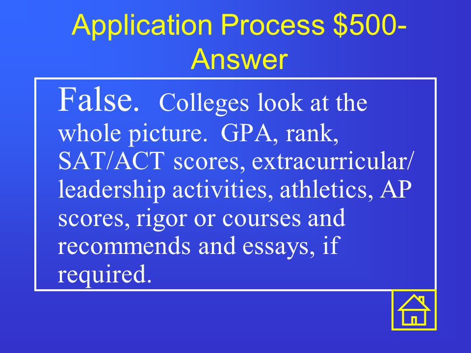 Application Process $400- Answer What is a Collegeboard fee waiver