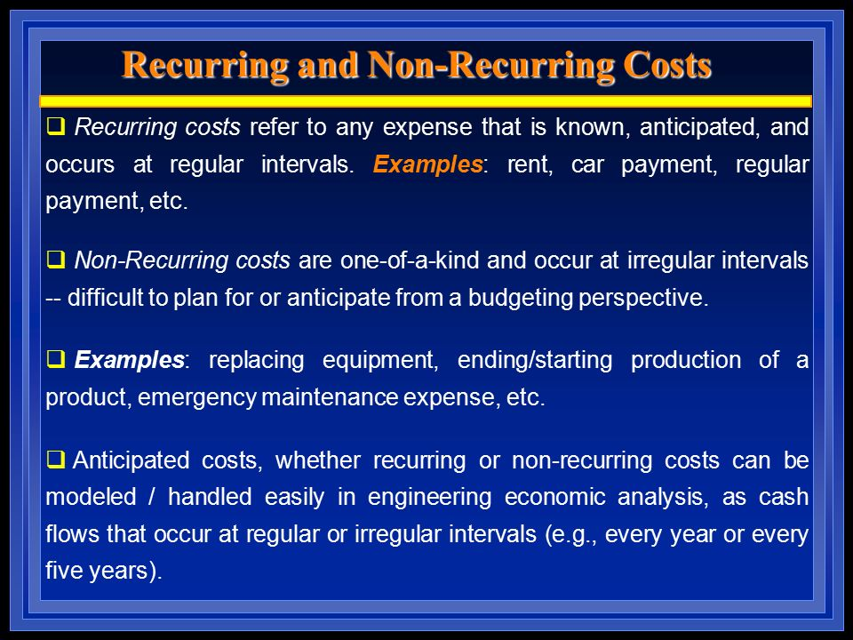 Chapter 2 engineering costs and cost estimating ppt download.