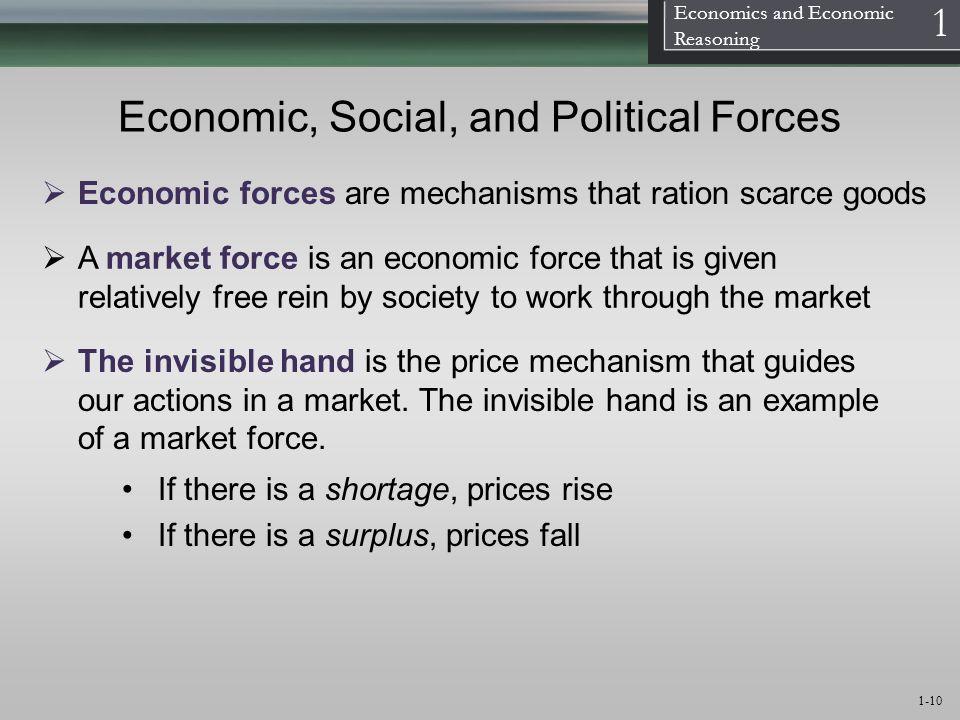 Introduction Thinking Like An Economist 1 Economics And Economic