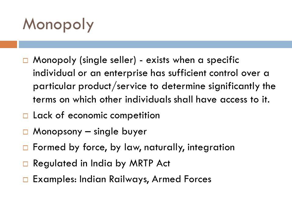oligopoly in india