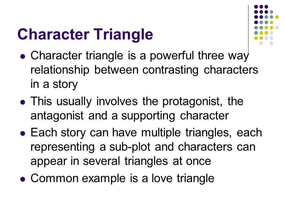 what is the relationship between plot and character